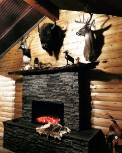Bighorn lodge at tatonka creek ranch