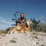Strawberry Texas Dall Ram in Texas hunt