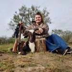 painted desert ram hunt in texas