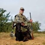 Black hawaain ram hunt in texas