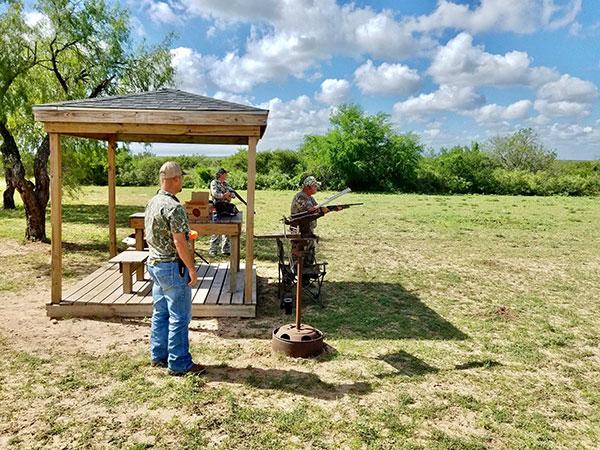 South Texas Dove Hunts