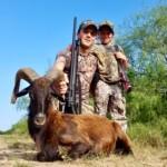 black hawaiian ram hunt