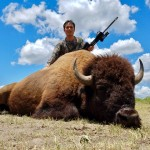 buffalo bison hunt