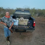 south texas dove hunt