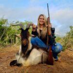 trophy ibex hunt in texas